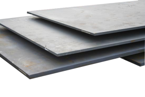 Stainless steel industrial plate